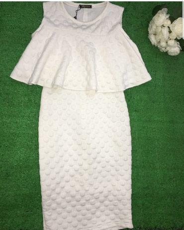 Стильное платье для кормящих мамочек. Воланы позволят кормить там, гд