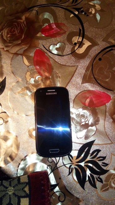 Bakı şəhərində .. Təcili . Satilir ... Samsung galaxy s3 mini ideal veziyyetdedi karo