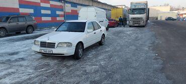 уступки будет в Кыргызстан: Mercedes-Benz C 200 2 л. 1994
