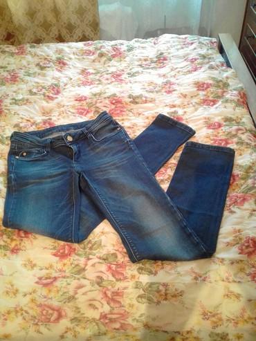 зауженные джинсы для мужчин в Кыргызстан: Джинсы новые. Размер 29. Для стройных девушек