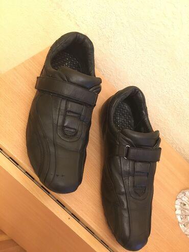 Продаются кожаные мужские туфли 43 размера в хорошем состоянии