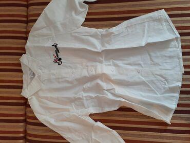 Новая рубашка .100%хб. размер стандарт. Можно посмотреть в районе Чон