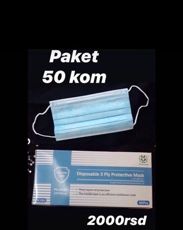 Ostalo   Bela Palanka: Samo na paket 50 komada 2000 din