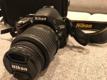 nikon d5100 в Кыргызстан: Фотоаппарат Nikon D5100, практически не пользовали. Сумка и флэшка в