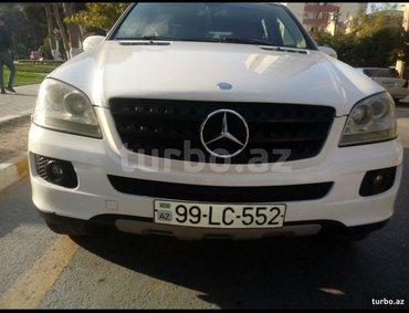 mercedes ml - Azərbaycan: Mercedes-Benz ML 350 3.5 l. 2005 | 310000 km
