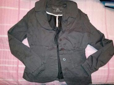Sako jaknica,vrlo lepa,samo probana,prodajem jer mi je mali - Odzaci