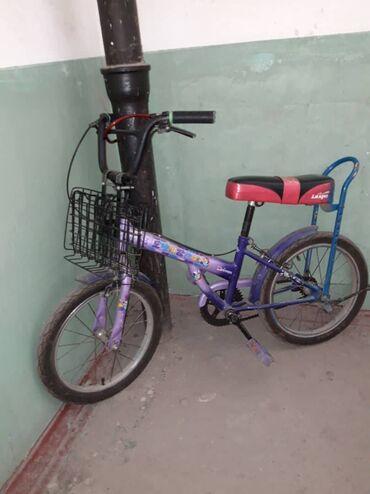 Спорт и хобби - Ош: Велосипед б/у состояние хорошее, покрышки, камеры новые