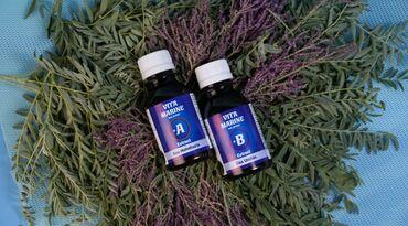 *Vita Marine A+ и B+*является как лечебно-профилактическое средство