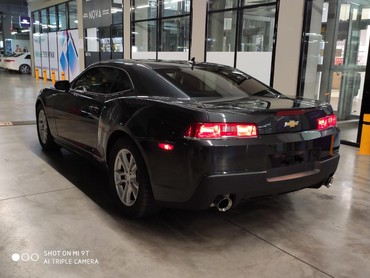 шевроле юкон в Кыргызстан: Chevrolet Camaro 3.6 л. 2014   81000 км