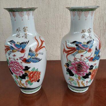 Антикварные вазы в Кыргызстан: Продаю вазы. Объявление не мое. Звоните по телефону.!.!.!