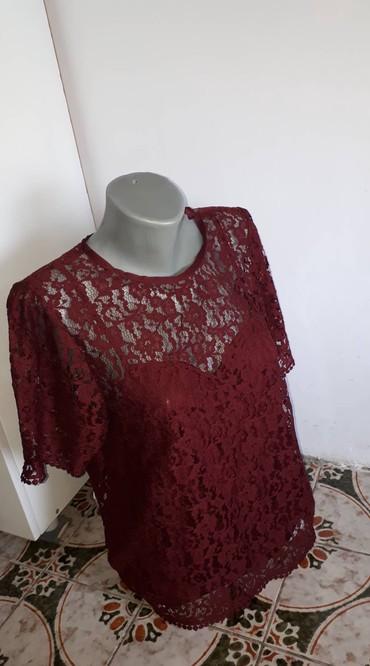 H&M cipkasta majica M/L  - Kraljevo