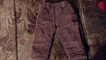 Somotske-termo pantalone za dečake,vel.2 god(očuvane) - Petrovac na Mlavi