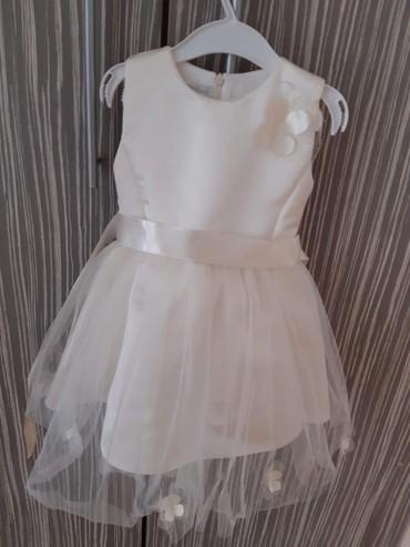 Kozne-pantaloneuskeskinny-model-marka-denim-only - Srbija: Prelepa bela decija haljinica velicina 92 sa tilom i percima