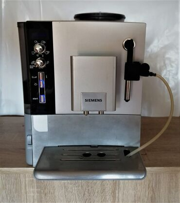 Siemens s68 - Srbija: Espresso aparat Siemens eq5.Odlican za kucnu upotrebu.-Vruca