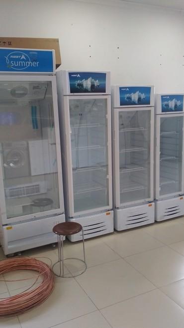 туфельки со стразами в Кыргызстан: Витринные холодильники со склада. 2020 г.в. Доставка по Бишкеку беспла