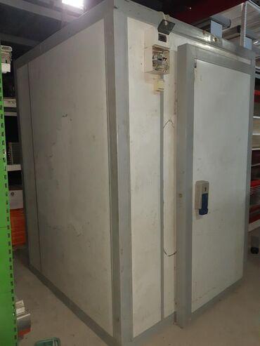 Камера холодильник  Холодильник на 6 кубов.  Низко температурный.  Сос