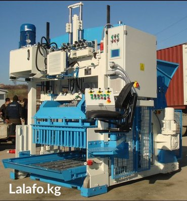 Мобильный завод по производству в Бишкек