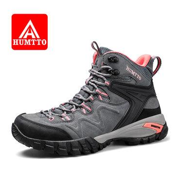 женские кроссовки сникерсы в Кыргызстан: Термо ботинки ⠀Женские зимние треккинговые ботинки, позволяют быстро
