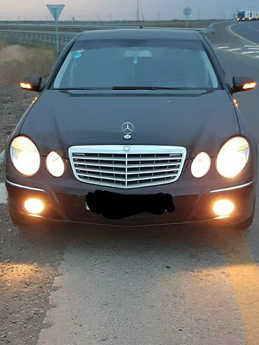 Mercedes-Benz E 220 2.2 l. 2008 | 260000 km