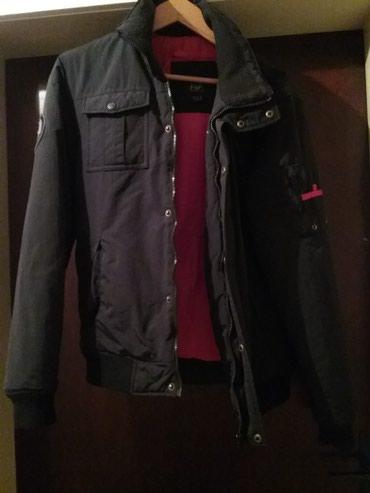 Muska jakna s velicina crna - Arandjelovac