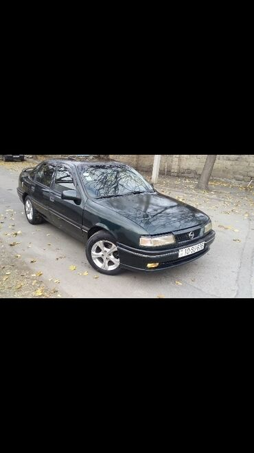Opel Azərbaycanda: Opel Vectra 2 l. 1995 | 288442 km