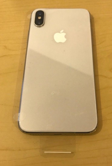 APPLE IPHONE X 256 GB UNLOCKED σε Thermo
