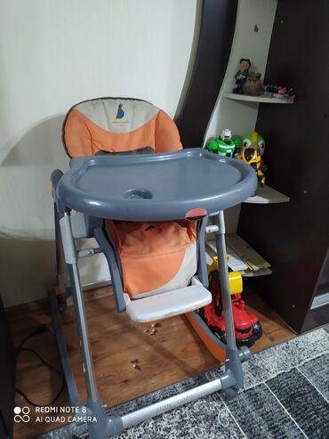 Детский стул качалка в отличном состоянии от издателя Pierre cardin