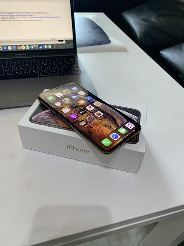 Б/У iPhone Xs Max 512 ГБ Золотой