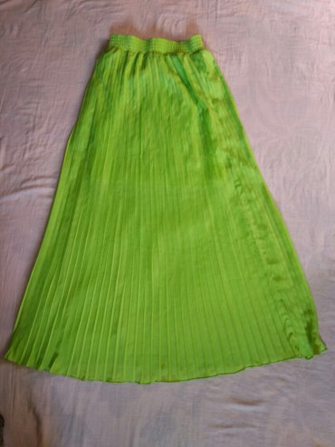 платье с фатиновой юбкой в пол в Кыргызстан: Юбка в пол, плиссе, с подкладом, размер свободный