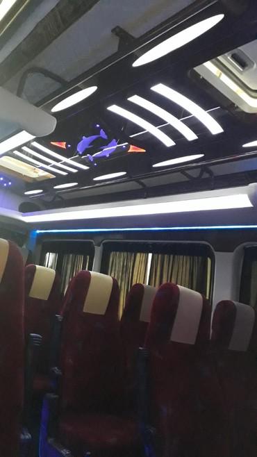 Спринтер на заказ. Переоборудование  грузового на пасажирский в Ош