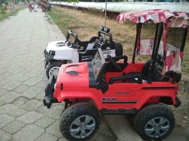 Батут и детские машины продается срочно . цена договорная .  в Ош