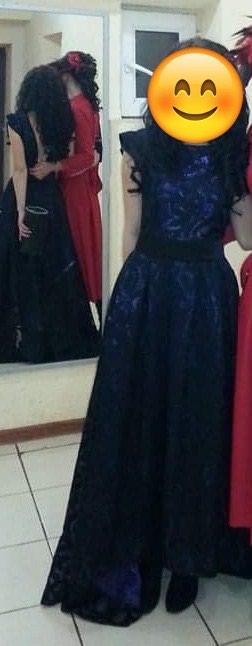 Вечернее платье с открытой спиной. в Бишкек