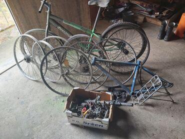 9285 oglasa: Bicikl i mnostvo delova povoljno skroz ne treba mi