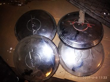 Продаю колпаки на москвич 407ретро в Бишкек