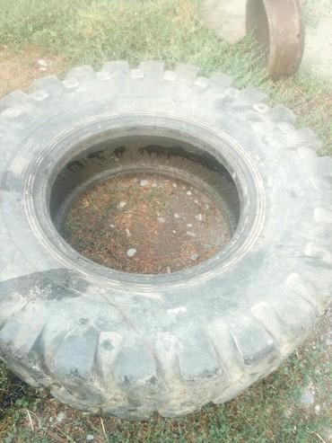 Продаю резину бу 2балона 5000тысячь сом в Бишкек