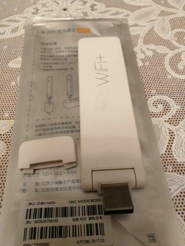 Təzə Xiaomi internet WFI ötürüçü 2.4 MHz açıq yerdə ötürücü