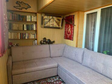 купить кирпичный гараж в Кыргызстан: 106 серия улучшенная, 3 комнаты, 80 кв. м Бронированные двери, С мебелью, Кондиционер