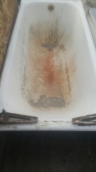 Продаю чугунную ванну в хорошем состоянии,с ножками и сливной