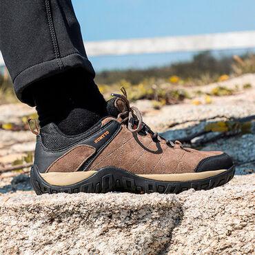 Мужская обувь - Кыргызстан: Треккинговые кроссовки ⠀Продолжаем бомбить НОВИНКАМИ ⠀Позволяют быстро