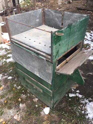 Термокамера. Обработка пчел от клеща Варроа. 100% уничтожение клеща в Беловодское