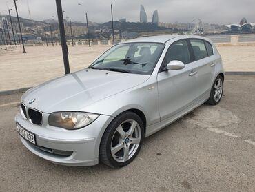 bmw monitor - Azərbaycan: BMW 1 series 1.6 l. 2007 | 143150 km