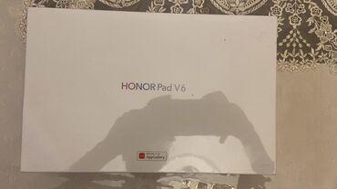 Электроника - Гюргян: Honor Pad V6 128gb satilir tezedi karobkadan cixarilmiyib tezesi 850