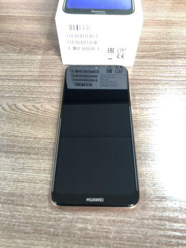 Huawei d2 0082 - Кыргызстан: Huawei Y6 2019, память:32гб, покупали месяц назад, состояние 10/10