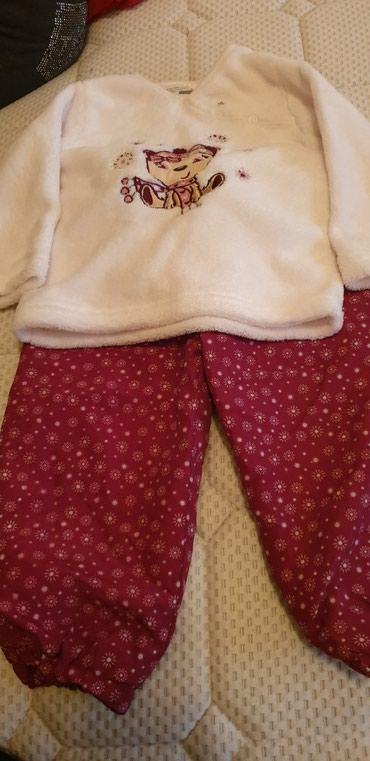 Komplet duksic i postavljene pantalone vel 86 iz Austrije - Arandjelovac