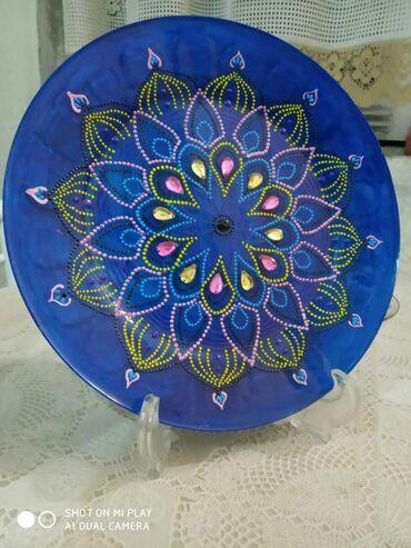 Müxtəlif dekor qabların satışı