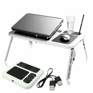 Elektronika - Paracin: Sto za laptop (e-table) sa dva kuleraSamo 2500 dinara.Sto za laptop