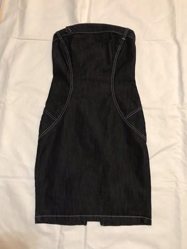 топ без лямок в Кыргызстан: Платье. без лямок. размер M. made in Turkey. хорошое состояние