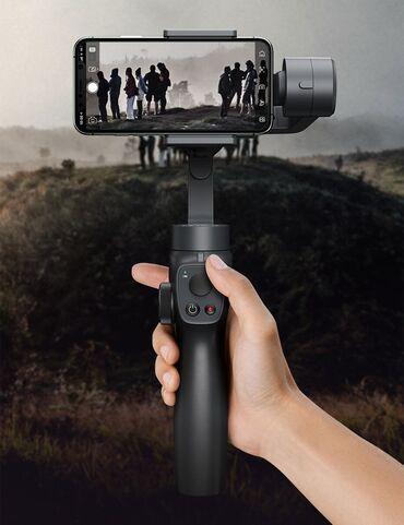 кобура для телефона - Azərbaycan: Baseus gimbalBaseus Brendindən Stablizatorlu selfie•Əldə rahat tutaraq