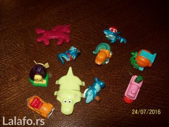 Kinder-jaja igracke - Nis