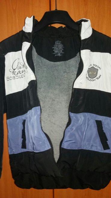 Dečije jakne i kaputi   Zrenjanin: Decija no-no club postavljena zimska jaknica. Vel 6 god 113-119cm